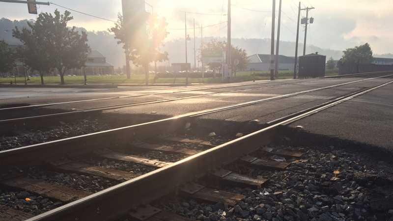 Duquesne train accident