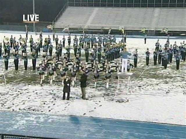 Seneca Valley High School Marching Band