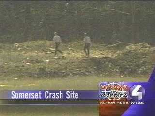 Flight 93 crash site
