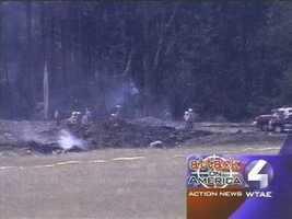 Flight 93 crash site