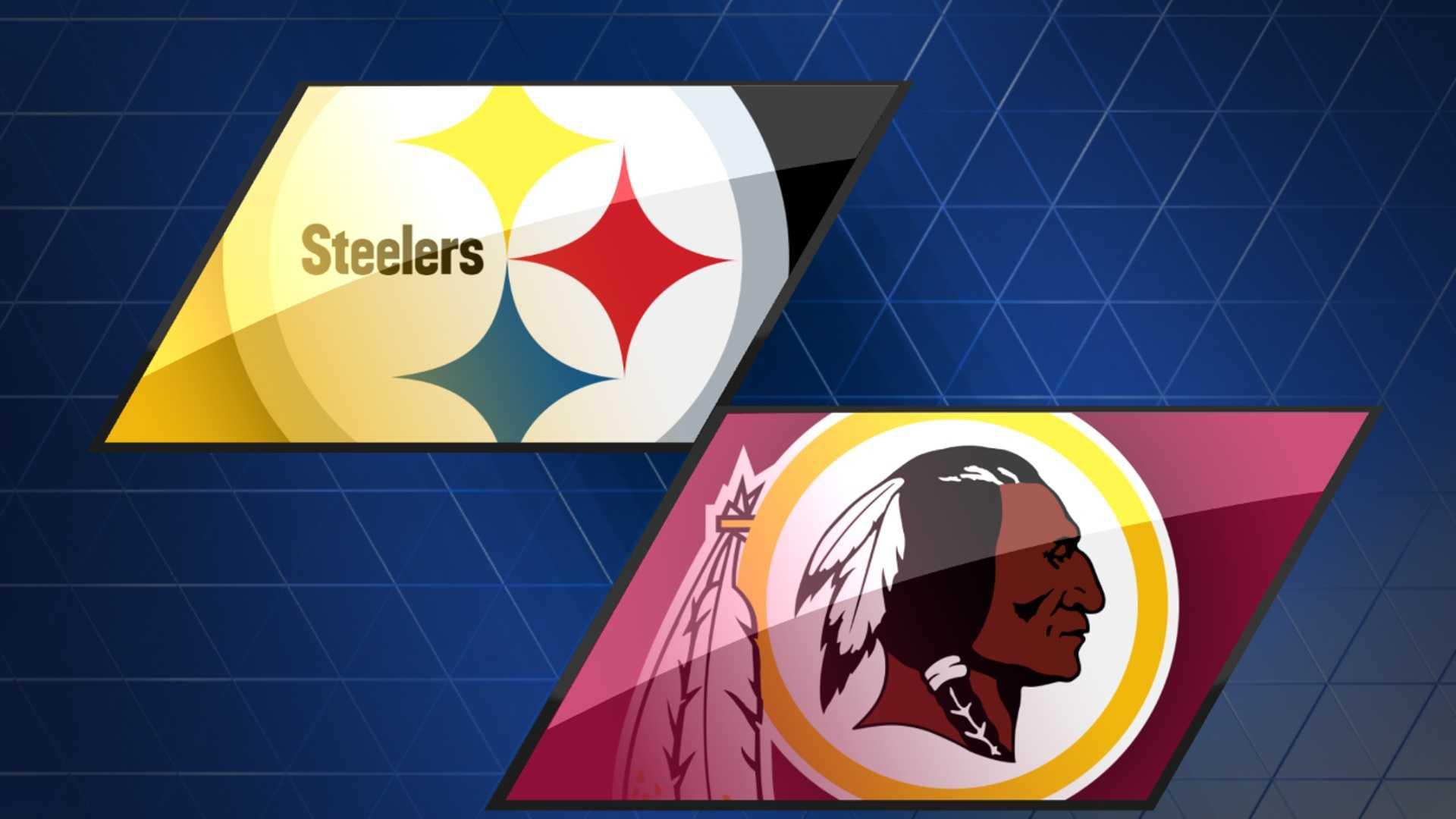 Steelers at Redskins