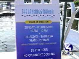 The Landing & Marina at Station Square
