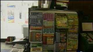 Scratch-off lottery tickets