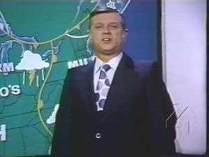 WTAE's former chief meteorologist Joe DeNardo enjoyed a 45-year career on the air in Pittsburgh.