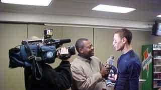 From 2004: WTAE's Andrew Stockey interviews Derek Moye