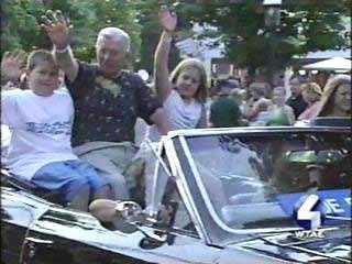 Viewers always look forward to meeting Joe DeNardo at the annual WTAE Kennywood Day.