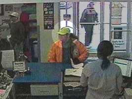 Pittsburgh police said the Post Office was robbed at about 1 p.m. on Dec. 14, 2011.