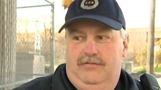 Pittsburgh Police Officer Raymond Kain