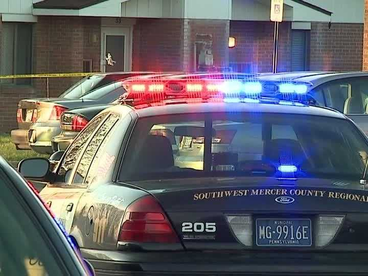 Southwest Mercer County Regional police cars