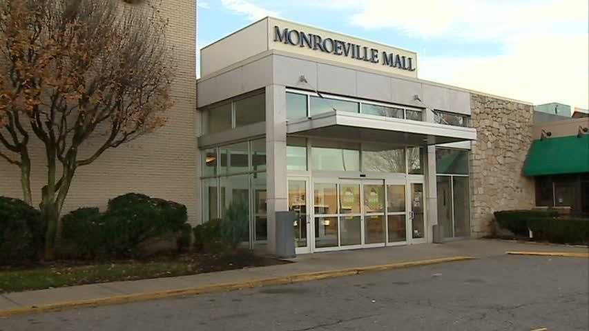 A Monroeville Mall entrance.