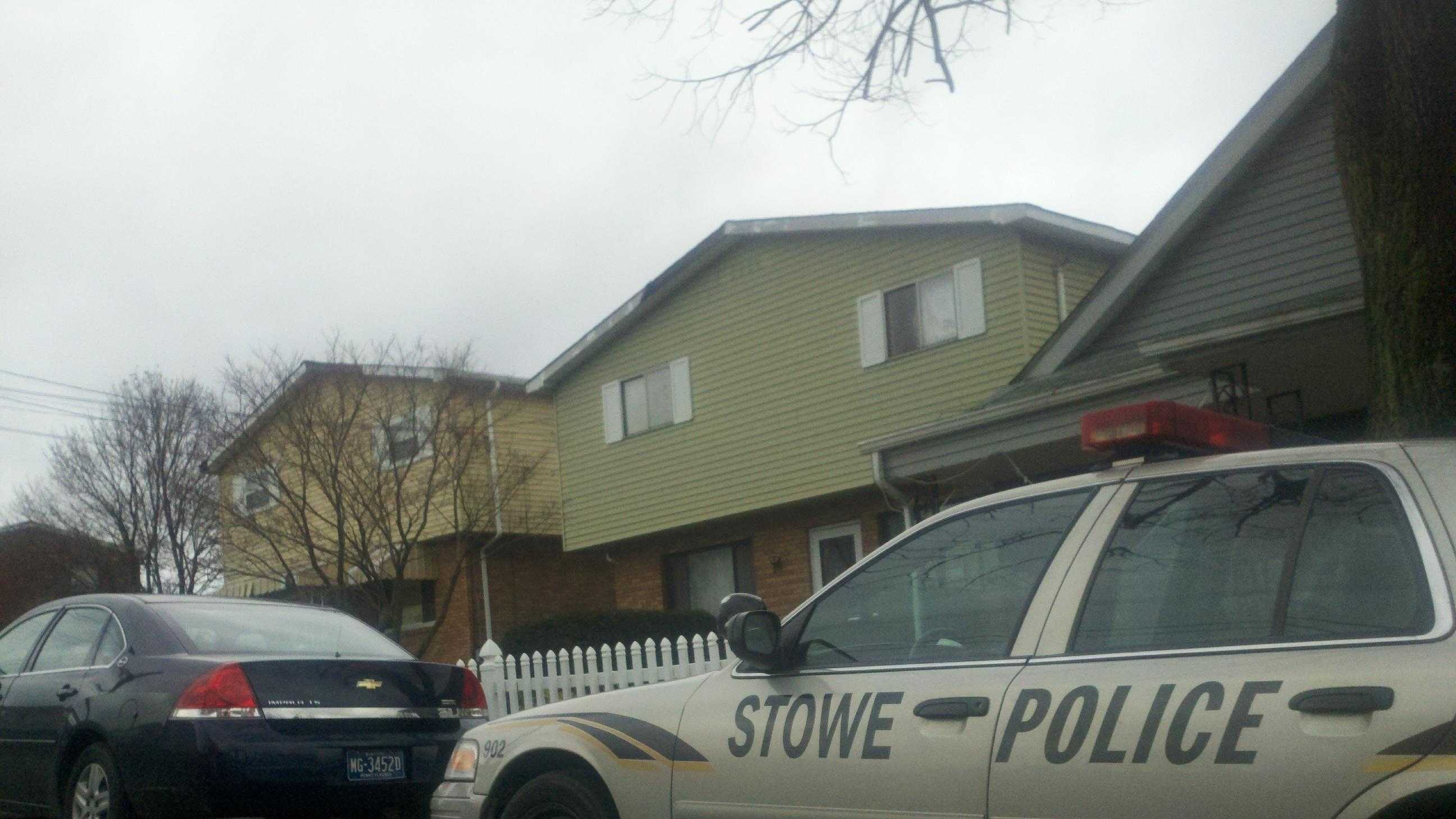 Stowe Township police car