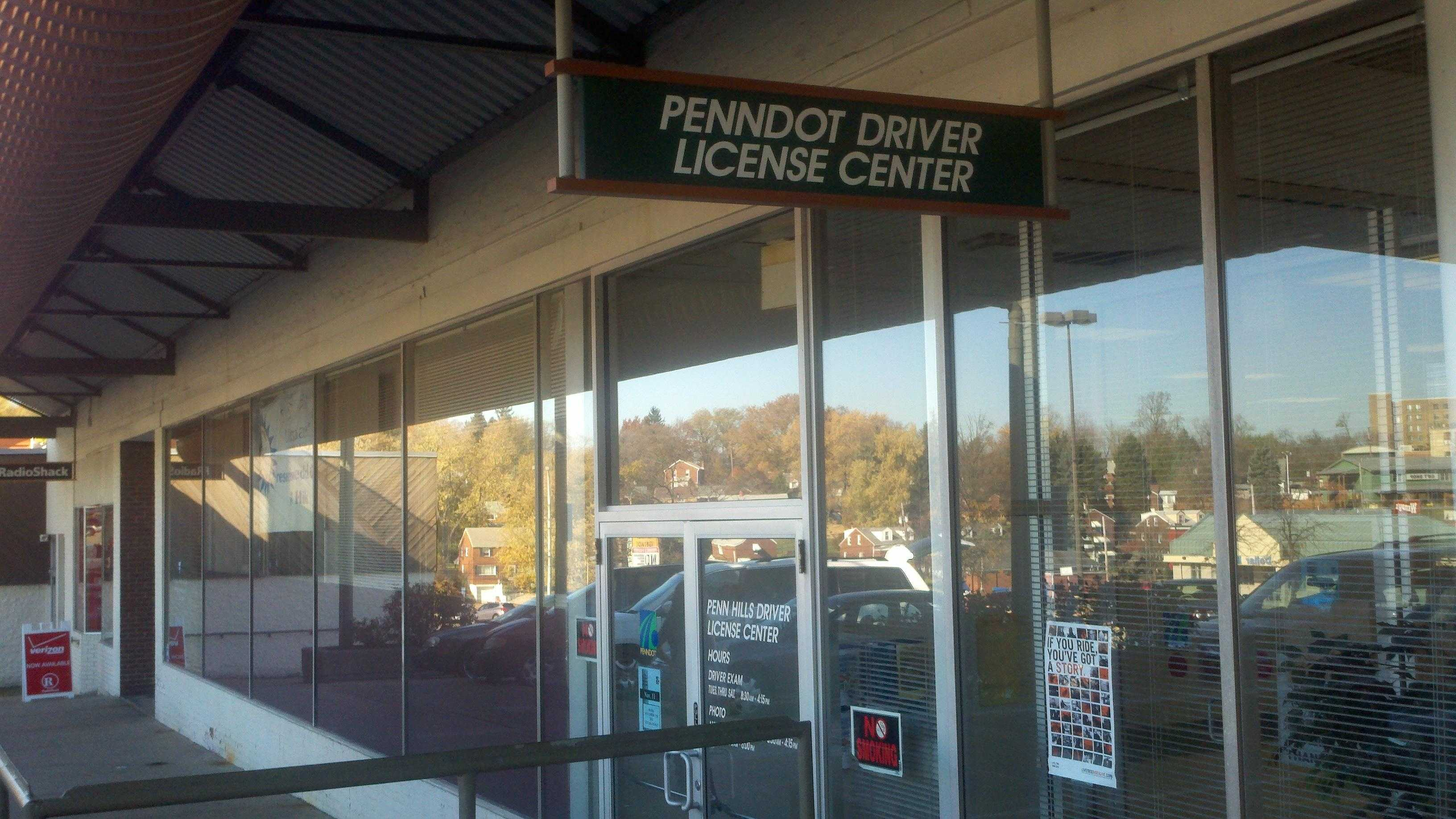 PennDOT Driver License Center