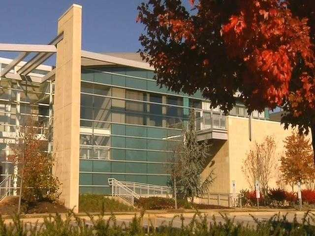 Lasch Football Building at Penn State University