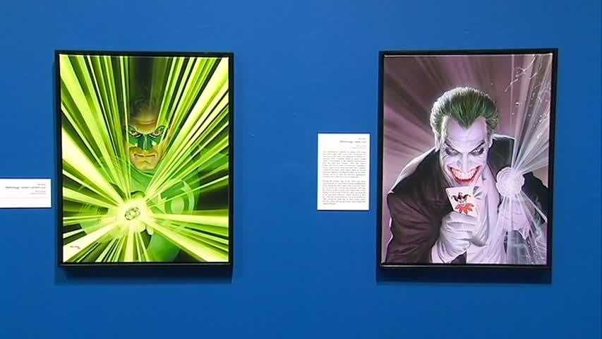 Green Lantern and the Joker