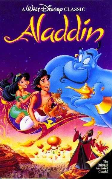 "The No. 1 movie of the summer was ""Aladdin."""