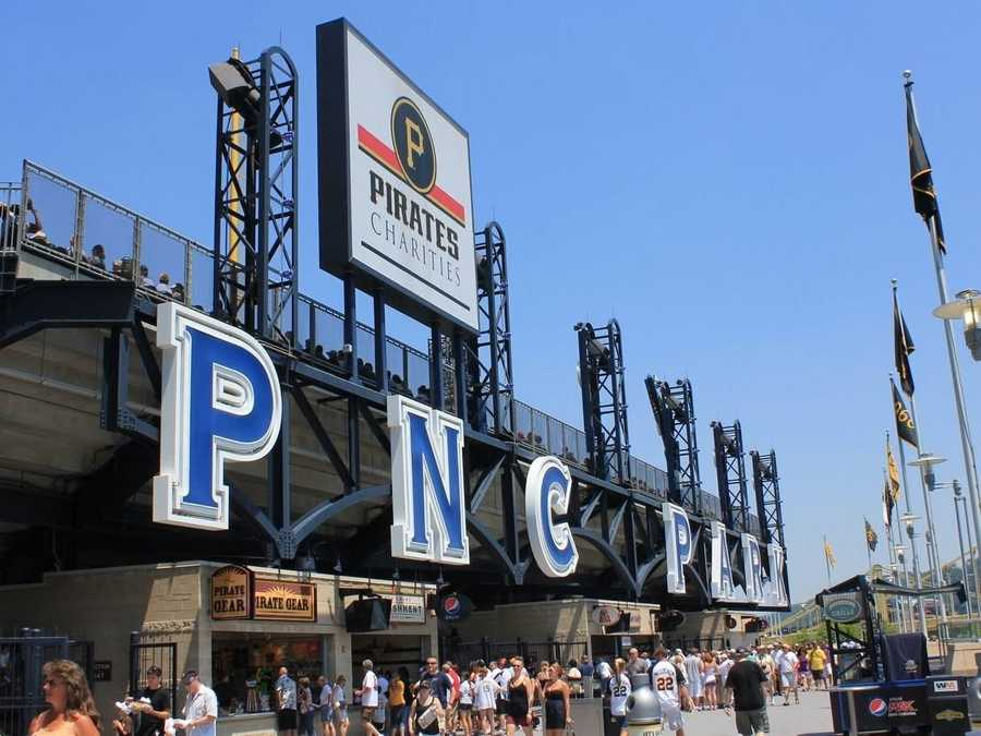 The Pittsburgh Pirates now call PNC Park home, but their streak of losing seasons extends well beyond their current stadium.
