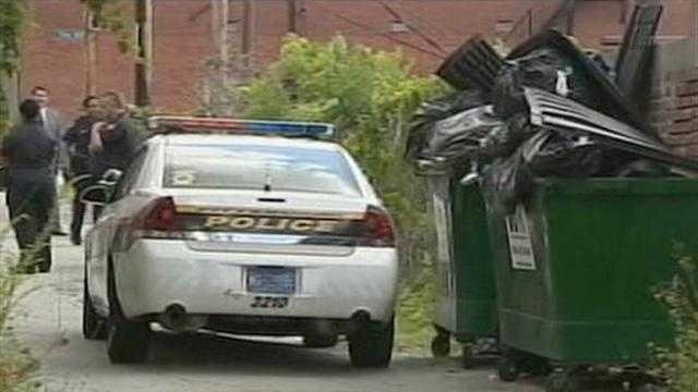 Body Found In Uptown