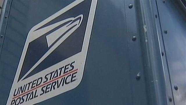 post office mailbox