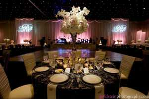 Wedding reception at David L. Lawrence Convention Center