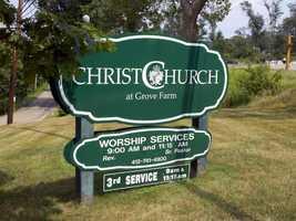 Christ Church at Grove Farm in Ohio Township