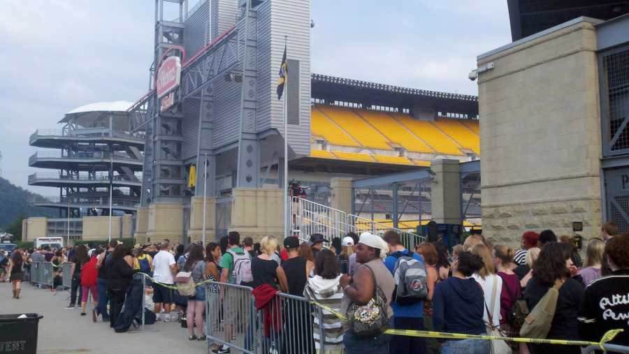 """American Idol"" producers said some of the show's staff members from Pittsburgh convinced them to hold an audition here."