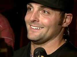Michael McKenry, catcher