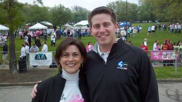 Michelle Wright and John Meyer