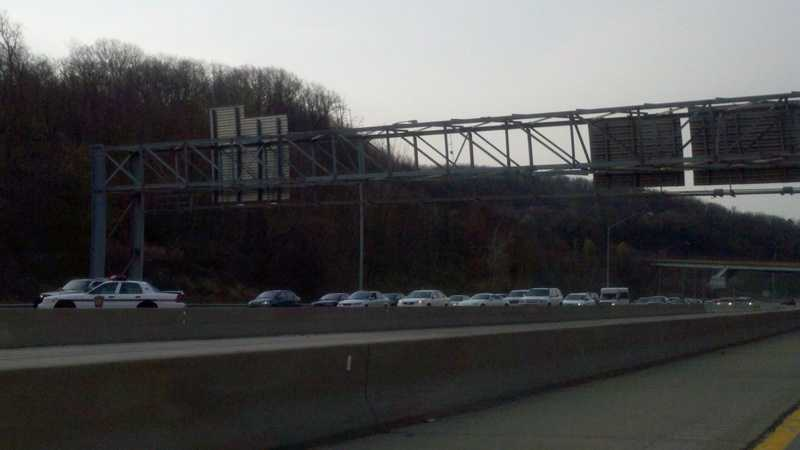 Interstate 279 (Parkway North)