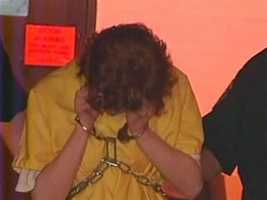 Angela Marinucci could not get the death penalty because she was only 17 years old when Jennifer Daugherty was killed.