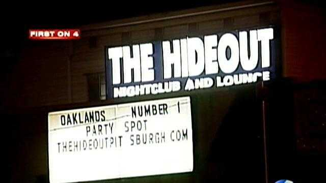 The Hideout in Oakland
