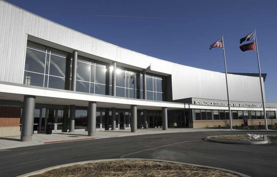 Kovalchick Convention and Athletic Complex at IUP
