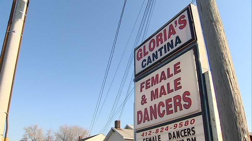Expedition blog glorias male strip club