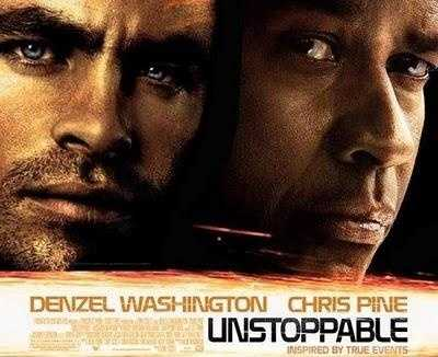"""Unstoppable"" (2010) - A runaway train creates high drama for Denzel Washington and Chris Pine as they try to save the fictional town of Stanton, Pa. There's a great view of Downtown Pittsburgh from the weaselly railroad president's high-rise office, and a scene in the old Wilkins Township Hooters. Filming was also done in the Strip District."