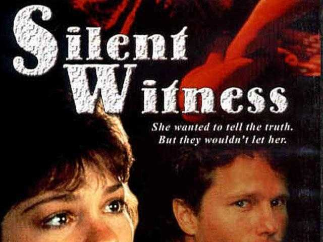 """Silent Witness"" (1985) - If you love channels like ""Lifetime,"" there's a good chance you've come across this TV movie with Valerie Bertinelli. Feel the drama as a newlywed couple, newly moved to Pittsburgh, grapples with the case that will tear their family apart. Or bring them closer together. Or both."