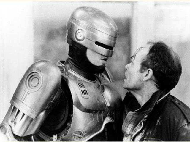 """Robocop"" (1987) - Part man. Part machine. All cop. Some might be surprised to learn that a film which stars a cyborg and was originally given an ""X"" rating because of violent content received generally positive reviews by critics. It's set in Detroit, but Monessen steel mills provide the location for several pivotal scenes."