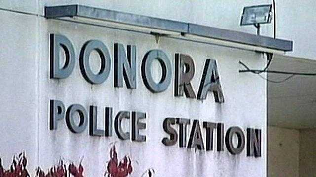 Donora Police Station
