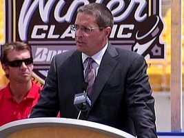 Penguins President David Morehouse