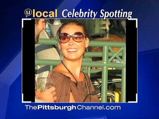 """One for the Money"" (2012) -- Katherine Heigl brought Stephanie Plum to life in the movie version of Janet Evanovich's book. This photo was shared by a Pittsburgh's Action News 4 viewer who spotted her at a concert at First Niagara Pavilion."