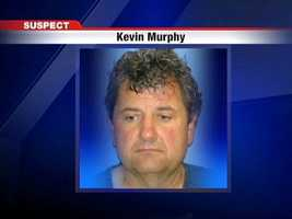 Kevin Murphy is charged with the shooting deaths of his mother, sister and aunt at Ferguson Glass in Loyalhanna Township.