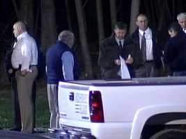 One year to the day of the killings, state police made an arrest in a triple-homicide at Ferguson Glass in Loyalhanna Township, Westmoreland County.