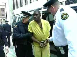 Melvin Knight pleaded guilty to first-degree murder and was sentenced to death.