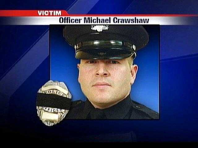 Penn Hills Police Officer Michael Crawshaw