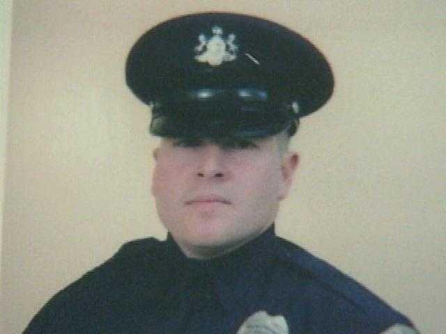 Officer Michael Crawshaw