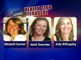 Elizabeth Gannon, Heidi Overmier and Jody Billingsley