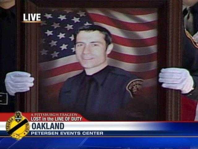Officer Paul Sciullo