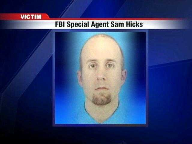Pittsburgh FBI Special Agent Sam Hicks was shot and killed while serving a drug warrant with a task force on Nov. 19, 2008.