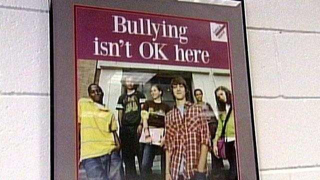 Mars no bullying sign - 17782425