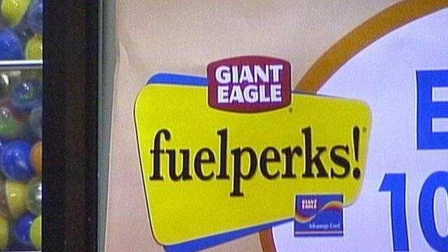 Giant Eagle Fuelperks