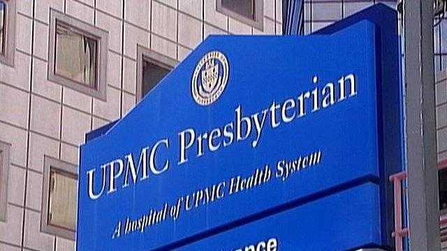 UPMC Presby sign - 17550172