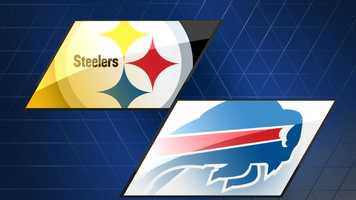 Steelers vs. Bills